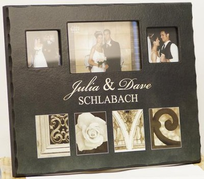 Personalized, Love Photo -Black   -     By: Jennifer Blakeley