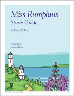 Miss Rumphius Progeny Press Study Guide   -     By: Dory Zinkand