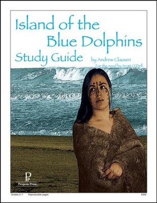 Island of the Blue Dolphins Progeny Press Study Guide   -     By: Andrew Clausen