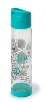 Joy Of the Lord Water Bottle, Large  -
