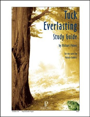 Tuck Everlasting Progeny Press Study Guide   -     By: Michael Poteet