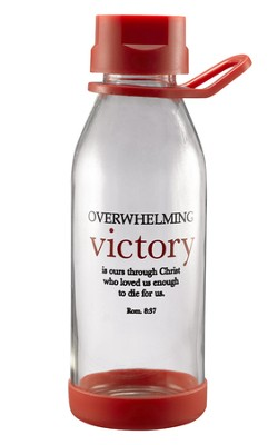 Victory Water Bottle, Medium  -