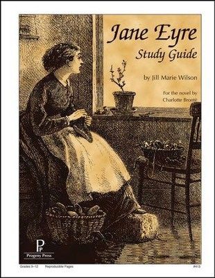 Jane Eyre Progeny Press Study Guide   -     By: Jill Marie Wilson