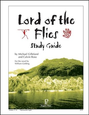 Lord of the Flies Progeny Press Study Guide   -     By: Michael S. Gilleland