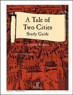 A Tale of Two Cities Progeny Press Study Guide   -     By: Jeannie Buchholz