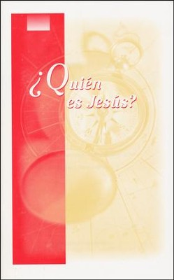 ¿Quién es Jesús? Who Is Jesus? Study Book   -     By: Stonecroft
