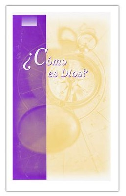 ¿Cómo es Dios? What Is God Like? Study Book   -     By: Stonecroft Ministries