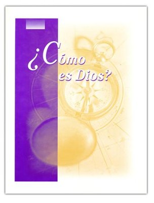 ¿Cómo es Dios? What Is God Like? Guidebook   -     By: Stonecroft