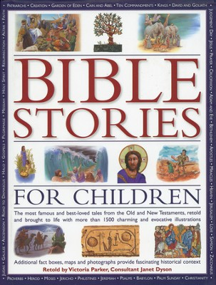 Bible Stories for Children - Slightly Imperfect   -     Edited By: Victoria Parker     By: Edited by Victoria Parker
