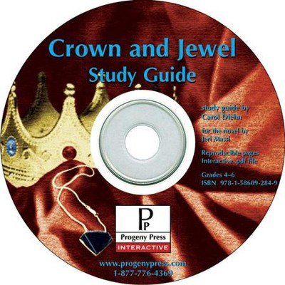 Crown and Jewel Study Guide on CDROM  -