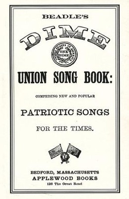 Union Song Book  -