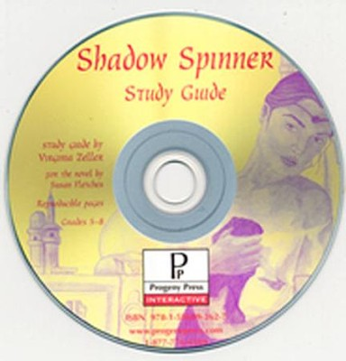 Shadow Spinner Study Guide on CDROM  -