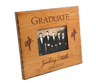 Personalized, Graduate 5X7 Photo Frame   -