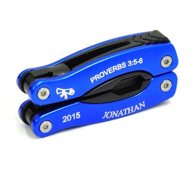 Personalized, Graduation Blue Multi Tool   -