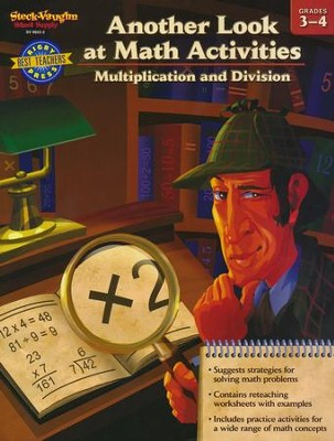 Another Look at Math: Multiplication and Division  -