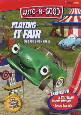 Play It Fair (Auto-B-Good Season 2, Volume 5)   -