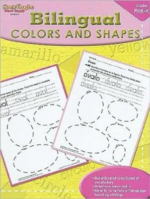 Steck-Vaughn Bilingual: Colors and Shapes  -