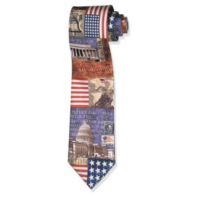 In God We Trust, Silk Tie   -     By: Gift