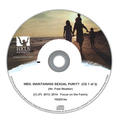 Men: Maintaining Sexual Purity I-II   -     By: Fred Stoeker