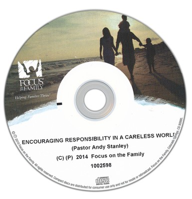 Encouraging Responsibility in a Careless World I-II   -     By: Andy Stanley