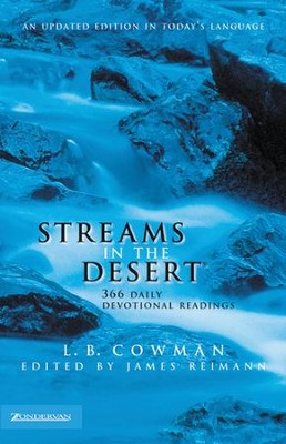 Streams in the Desert: An Updated Edition in Today's Language  -     Edited By: James Reimann     By: L.B. Cowman