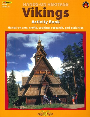 Hands-On Heritage Viking Activity Book   -