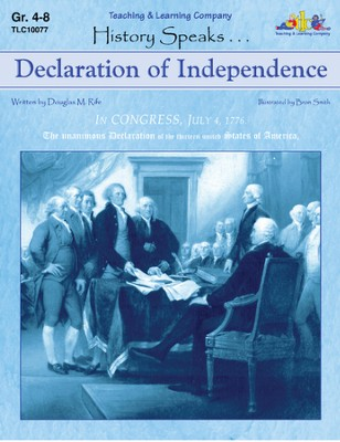 History Speaks...Declaration Of Independence   -     By: Douglas Rife
