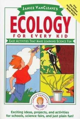 Ecology Science              -     By: Janice VanCleave