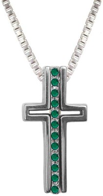 Kindness Trinity Cross Pendant  -