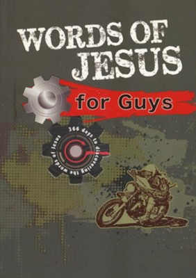 Words of Jesus for Guys  -