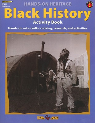 Hands-On Heritage Black History Activity Book   -