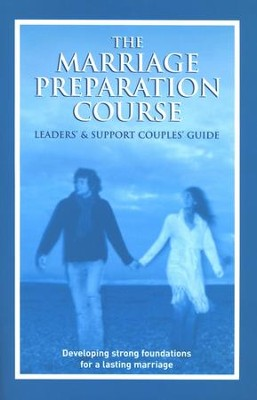 Marriage Preparation Leader's Guide   -     By: Nicky Gumbel