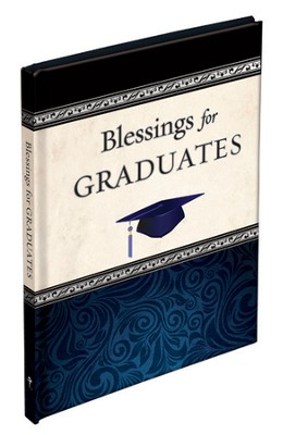 Blessings for Graduate Gift Book  -