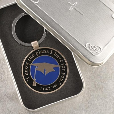 Graduation Keyring, Gift Boxed  -