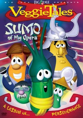 Sumo of the Opera, VeggieTales DVD   -