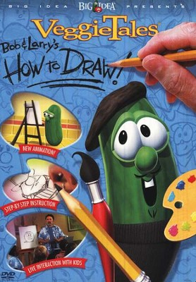 Bob and Larry's How To Draw! A VeggieTales Activity DVD   -