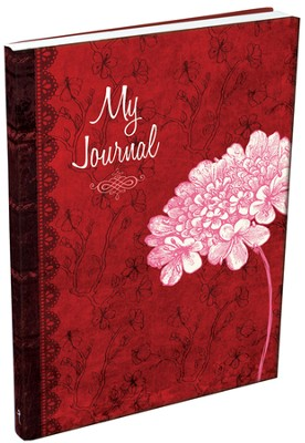 My Journal, Red  -
