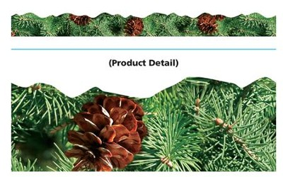 Pine Boughs Discovery Trimmer  -