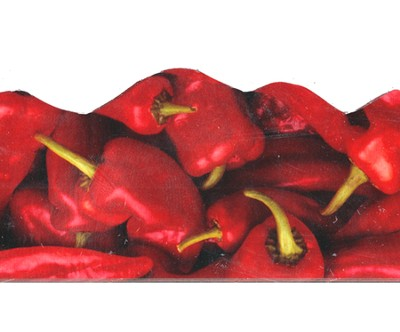 Chile Peppers Discovery Trimmer  -