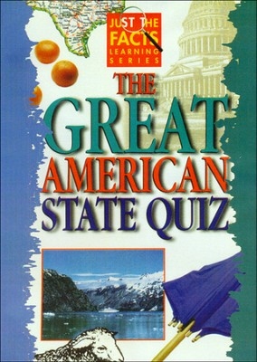 Just the Facts: The Great American State Quiz DVD   -
