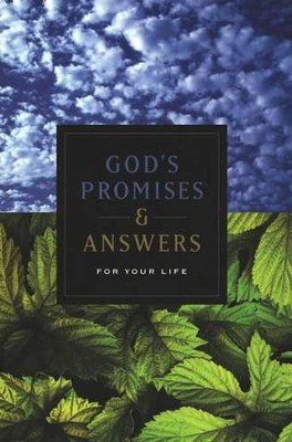 God's Promises & Answers for Your Life  -