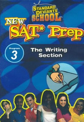 SAT Prep Module 3: The Writing Section DVD  -
