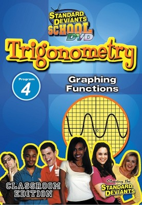 Trigonometry Module 4: Graphing Functions DVD  -