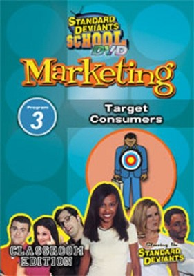 Marketing Module 3: Target Consumers DVD  -