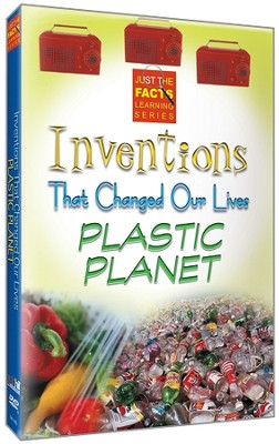 Inventions That Changed Our Lives: Plastic Planet DVD  -