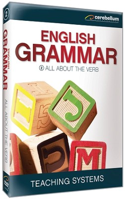 Teaching Systems English Grammar Module 2:  All About the Verb DVD  -