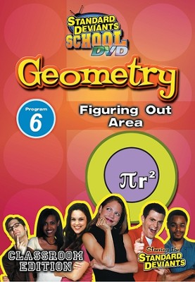 Geometry Module 6: Figuring Out Area DVD  -