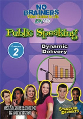 Public Speaking 2: Dynamic Delivery DVD  -