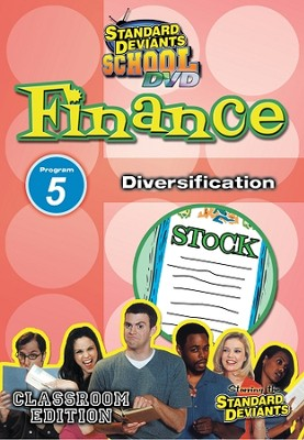 Finance Module 5: Diversification DVD  -