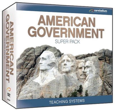 American Government 11 DVD Super Pack  -
